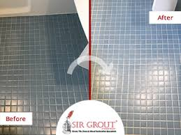 Regrouting Bathroom Tiles Video by Sir Grout Of Greater Boston Your Local Tile And Grout Cleaning