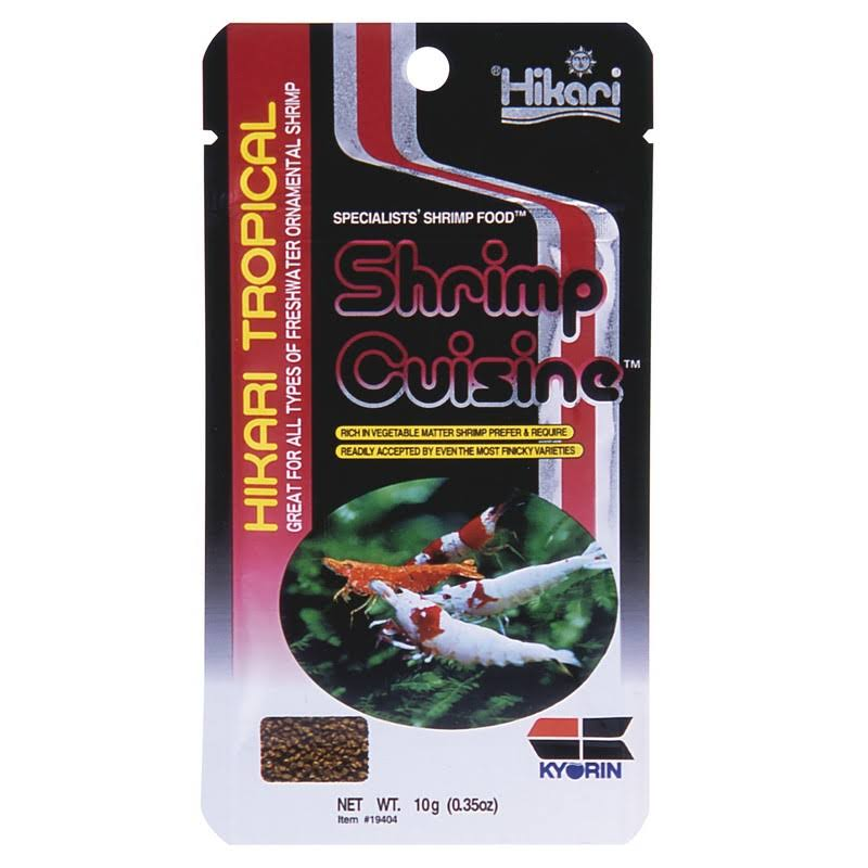 Hikari Shrimp Cuisine Shrimp Food - 10g