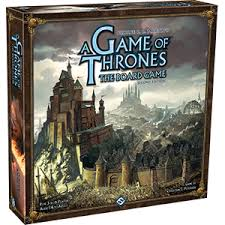 A Game Of Thrones The Board Second Edition
