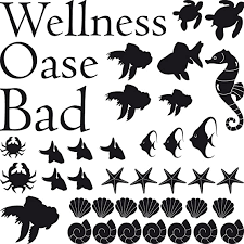 grazdesign fliesentattoo wellness oase wandtattoo