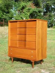 Johnson Carper Mid Century Dresser by Vintage Mid Century Modern Dresser Kent Coffey The Archer Credenza