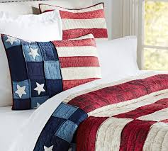 Red, White & Blue Bedding. For Mom's Guest Room | Sew Sew Sew ... Daybed Comforter Sets Pottery Barn For Adults Comforters Little Girl Quilts Bedroom Gorgeous White Ruffle Bedding 463 Best Quilt Patterns Images On Pinterest Fourth Grade Flipper Tried It Tuesday 50 Shades Of Gray Pick Stitch Quilt Red Grey Sale Armoire Fnitures Ideas Amazing Kids Christmas Max Bug Twin Set Magnifying Glass Bugs 24 King Quilts Country Blankets Swaddlings Navy In Cjunction With