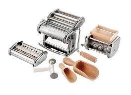coffret machine à pâtes imperia et accessoires tellier ustensile