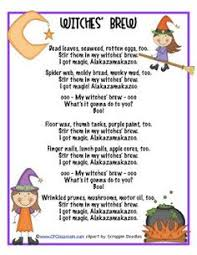 Poems About Halloween That Rhymes by Counting Backward From 10 Halloween Craftivity Zoom Zoom Broom