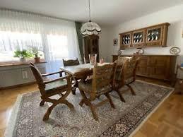 esszimmer komplett eiche möbel gebraucht kaufen ebay