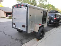 Off Road Cargo Trailer For Sale SOLD
