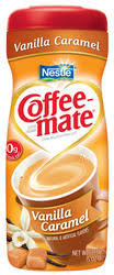 NESTLER COFFEE MATER Vanilla Caramel Powder Coffee Creamer