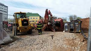 East Orange Construction Worker Trapped Under Dump Truck Rescued By ... Local Dump Truck Driving Jobs In Chicago Best 2018 Nj Beautiful Gallery Doing It Right Hino 338 Dump Truck For Sale 520514 Freightliner Fld Triaxle Dd Trucking Andover Nj Flickr Multiple Deaths After School Bus Collides With Dump Truck Teacher Student Killed And Collide In New Landscape Bodies B 81 Mack Holmdel Nurseries Press Technologies Dirtnjcom Padrino Peterbilt One Of The Gorgeous Autocar Earthco Bloomfield Chris Driver