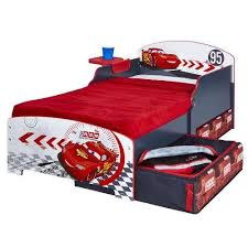 Lighting Mcqueen Toddler Bed by Disney Cars Wooden Toddler Bed Lightning Mcqueen Wooden Global