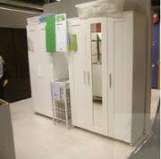 Brusali Wardrobe With 3 Doors by Ikea Wardrobes Zoomly