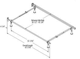 twin size bed frame dimensions queen size mattress measurements