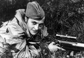 Germanys Most Decorated Soldier Ever by Meet The World U0027s Deadliest Female Sniper Who Terrorized U0027s