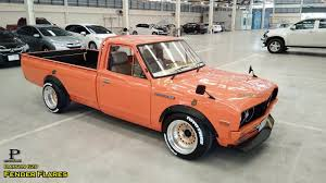 100 Datsun Truck JDM Set For 620 Pickup Fender Flares Wheel Arch Steel 2 Inches
