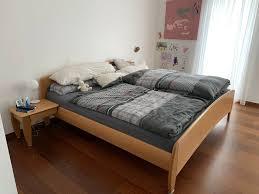schlafzimmer hülsta schrank und bett