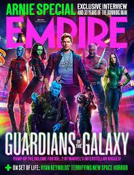Guardians Of The Galaxy Vol 2 Empire Cover Marvelstudios