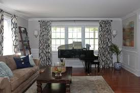Living Room Curtains Ideas by Living Room Marvellous White Living Room Curtains Ideas Window