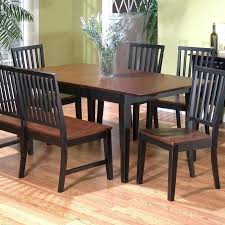 Black And Brown Dining Table Room Sets Dazzling