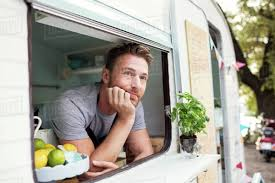 Thoughtful Male Owner Looking Out Through Food Truck Window - Stock ... Digging Into Alexandrias Food Truck Iniative Alexandria Times Miami Florida Colombian Bakery Hispanic Man Woman Stock Food Truck Interior Design Joy Studio Gallery Service Art Loves Walls And Trucks Behind The Window Life On Bacon Bacons Sfoodie Food Truck Gallery Ccession And Carts Hipsters Rejoice Whistler Is Finally Getting Some Trucks China Custom Mobile Burger Trailer 90 Miles In Fort Myers A Cuban With Giddyup Jlb Review Seven Hot New To Check Out This Spring Eater Austin Always Friendly Face Window Yelp