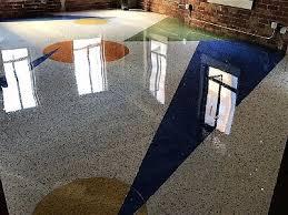 Residential Custom Terrazzo Flooring