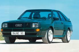Audi Quattro 1989