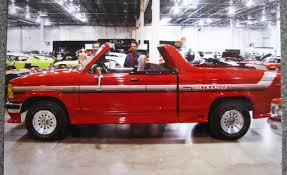 100 Convertible Pickup Truck No Stranger Ranger The Wildest Ford On EBay Right Now News