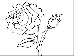 Coloring Pages Flower Page Printable Sheets