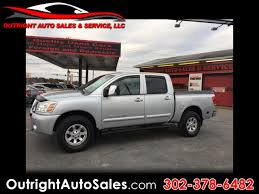 Used 2005 Nissan Titan For Sale In Townsend, DE 19734 Outright Auto ... 2010 Nissan Titan Se Stock 1721 For Sale Near Smithfield Ri Used Nissan Titan Xd For Sale Of New Braunfels 2017 Sv Crewcab 4x4 In North Vancouver Truck Dealership Jonesboro Trucks Woodhouse 2014 Chrysler Dodge Jeep Ram 2008 Pre Owned Las Vegas United 2015 Overview Cargurus Ottawa Myers Orlans Sv Crew West Palm Fl White 2007 4wd Cab Xe Review Innisfail