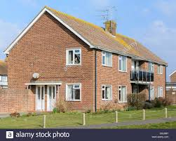 100 Maisonette Houses Red Brick Houses Stock Photo 79693316 Alamy