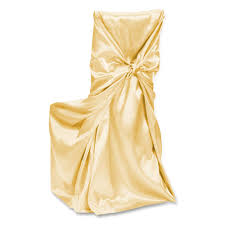 LinenTablecloth Satin Universal Chair Cover Gold Chiavari Chairs Vs Chair Covers With Flair Gold Hug Cover Decor Dreams Blackgoldchampagne Satin Chair Covers Tie Back 2019 2018 New Arrival Wedding Decorations Vinatge Bridal Sash Chiffon Ribbon Simple Supplies From Chic_cheap Leatherette Quilted Fanfare Chameleon Jacket Medallion Decoration Package 61 80 People In S40 Chesterfield Stretch Spandex Folding Royal Marines Museum And Sashes Lizard Metallic Banquet Silver Outdoor