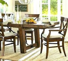 Pottery Barn Dining Table Craigslist Room Tables Centerpieces Flowers