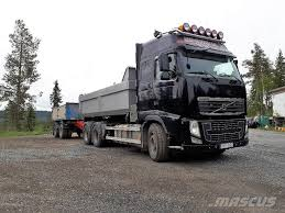 Used Volvo -fh-500 Dump Trucks Year: 2011 Price: $62,572 For Sale ...