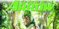 Green Arrow Into The Woods Collected