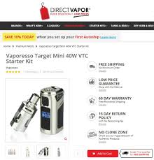 AUTHENTIC Vaporesso Target Mini 40W VTC Starter Kit - Best Deal + ... Vape Coupon Guide To Vaping Pin By Uponcutcode On Vapordna Codes Coupons 20 Off On All Vaporizers Vapordna At Coupnonstop Vista Vapors July 2019 15 Discount And Free Shipping Authentic Vaporesso Target Mini 40w Vtc Starter Kit Best Deal Volcano Ecig Coupon July 2018 Bamboo Skate Code Vapordna Home Facebook Timtam Massager Discount Code 10 Discounts Pinball Bulbs Square Enix Shop Rabatt Codevapordna Promo Clean Program Laguardia Plaza Hotel Lust Have It Nascar Speedpark Seerville Tn