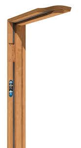Fire Rated Lumber and Veneer Wood Door Frames