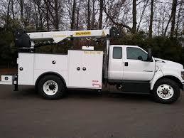 100 Truck Pro Tulsa Ducts Palfinger USA