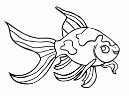 Betta Fish Coloring Page Az Pages Intended For