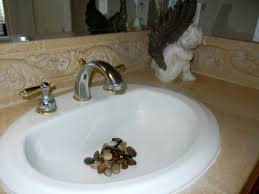 Best Plant For Bathroom Feng Shui by Sea Glass Decorating Ideas For The Bathroom Find Sea Glass