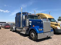2017 KENWORTH W900 TANDEM AXLE SLEEPER FOR SALE #10222