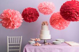 How To Make Hanging Tissue Paper Pompoms