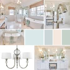 Idea Board A soothing master bathroom inspired by the sea