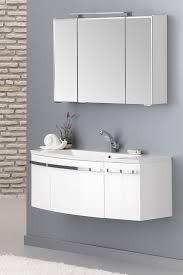 badmöbel set enez 3 tlg breite 65 cm mit spiegel und ablage weiss
