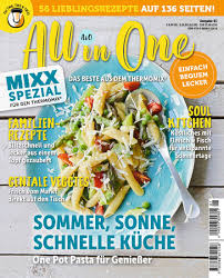 sonderheft mixx all in one
