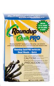Roundup QuickPRO Herbicide