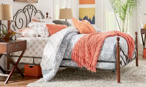 Inexpensive Bedroom Dresser Glass Top Grey Woven Carpet Solid Oak by 5 Ways To Choose The Perfect Bedroom Rug Overstock Com