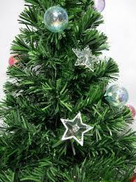 White Fibre Optic Christmas Tree 6ft by Fibre Optic Christmas Ornaments Home Decorating Ideas U0026 Interior