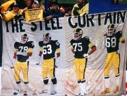 Pittsburgh Steelers Behind The Steel Curtain by Best 25 Steel Curtain Ideas On Pinterest Art Installation Art
