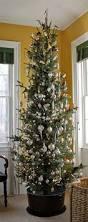 6ft Pre Lit Christmas Tree Tesco by The 25 Best Skinny Christmas Tree Ideas On Pinterest White