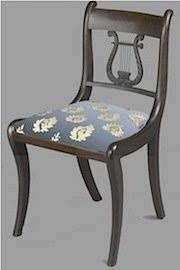Lyre Back Chairs History by 178 Best Furniture Images On Pinterest Dining Rooms Painted