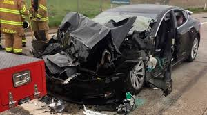 Utah Driver Who Slammed Her Tesla Into A Firetruck Sues The Carmaker ... Truckstopper 2 From Safetyflex Crash Involving Greyhound Bus Headed For Socal Leaves At Least 4 Video Dashcam Video Captures Deadly Semitruck Crash On Us 93 Crazy Dumb Dump Truck Driver Destroys Highway In Epic Saudi Now Beamngdrive Mod Blk Maz535 Test Fatality In I24 Wdef Semi Closes All Eastbound Lanes Of I40 Near Route 66 Casino Ford Recalls F150 Pickup Trucks Over Dangerous Rollaway Problem Excavator Children Car Toy Videos For Kids Rollover Accident The Homestead Kids Troopers Seek Possible Witness Fatal Tanker Truck Rollover Cstruction Videos Cars 3 Mack Trouble With Train