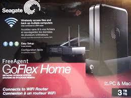 Seagate Goflex Desk Driver by Seagate Freeagent Goflex Home Network Storage System Review Nas